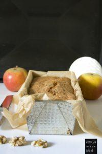 Apfel Walnuss Kuchen