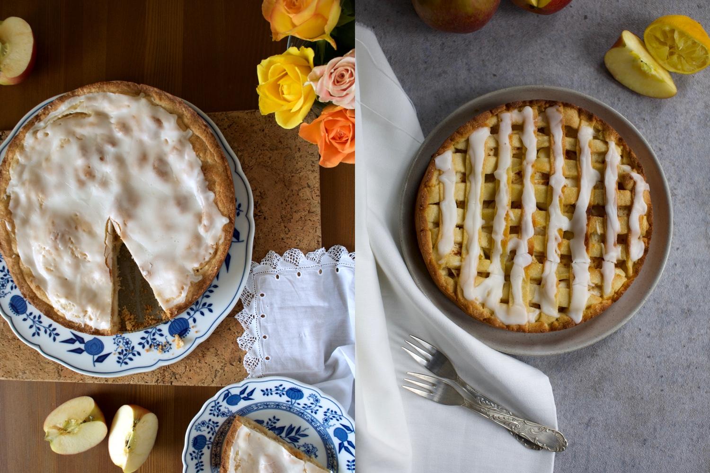 Fraeulein Meer backt Gedeckter Apfelkuchen 2