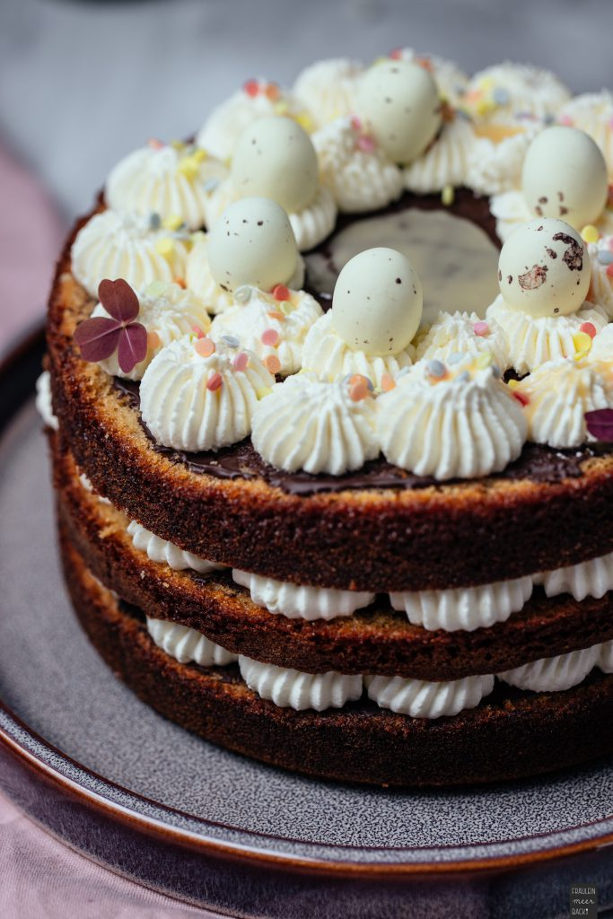 Fräulein Meer backt Eierlikör-Torte