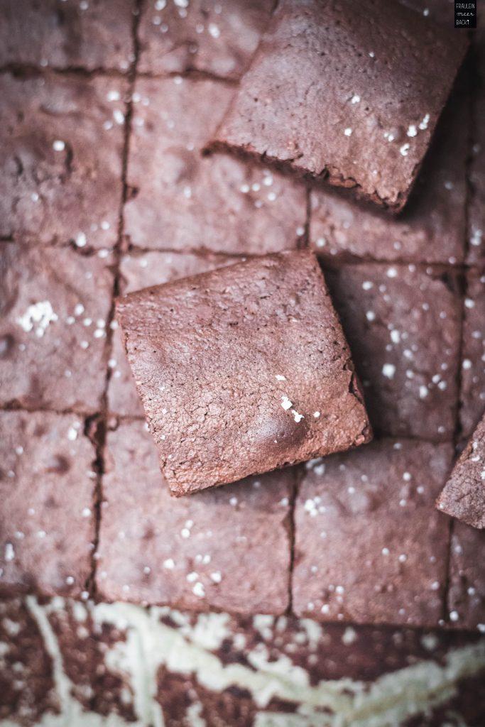 Fraeulein Meer backt Saftige Brownies