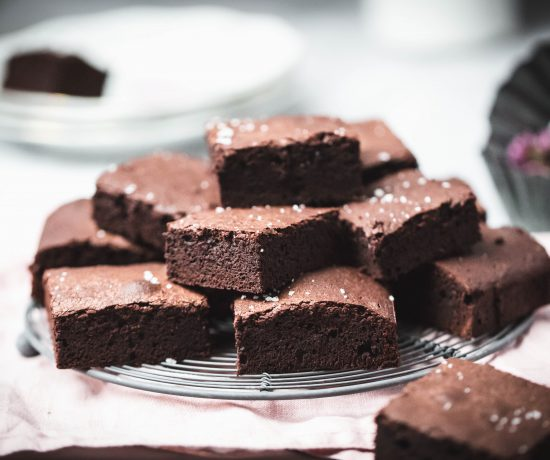 Fraeulein Meer backt Saftige Brownies