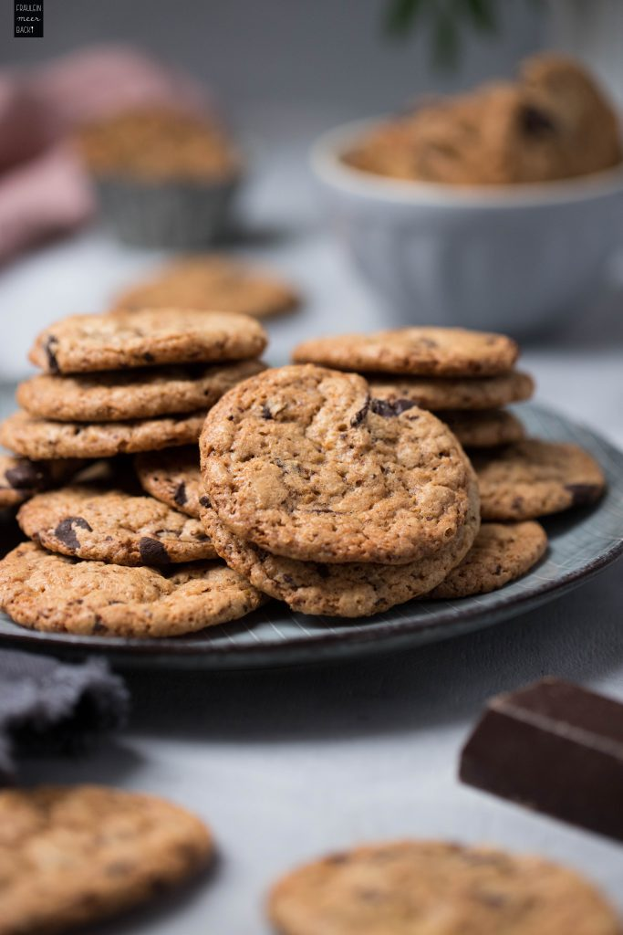 Fraeulein Meer backt Chocolate Chip Cookies